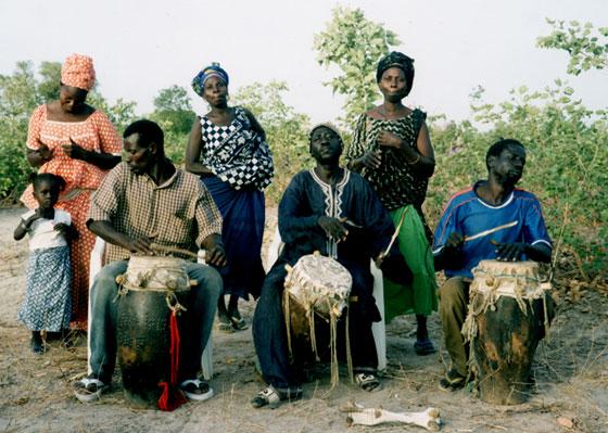 アフリカン音楽