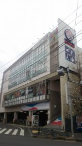 メガロス葛飾店