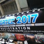 スポルテック2017 当日の会場風景[SPORTEC2017]