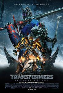 トランスフォーマー5
