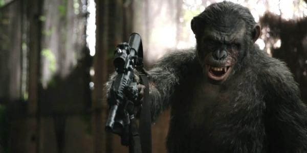 猿の惑星:聖戦記