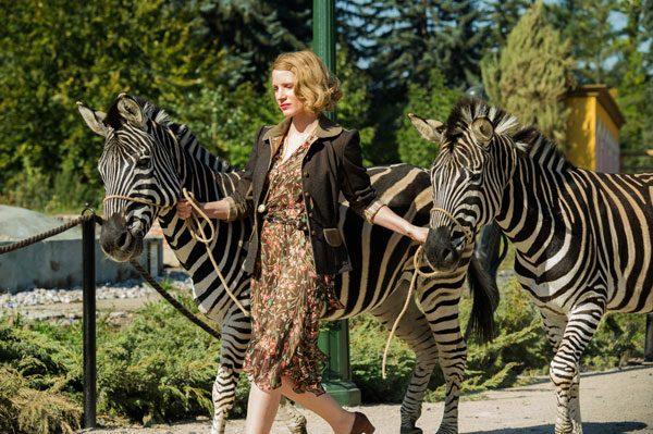 ユダヤ人を救った動物園 アントニーナが愛した命