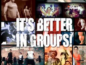 グループパワーAPR11
