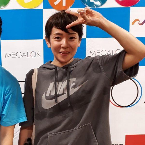 メガロス調布14周年イベントグループグルーヴ本村希枝コーチ