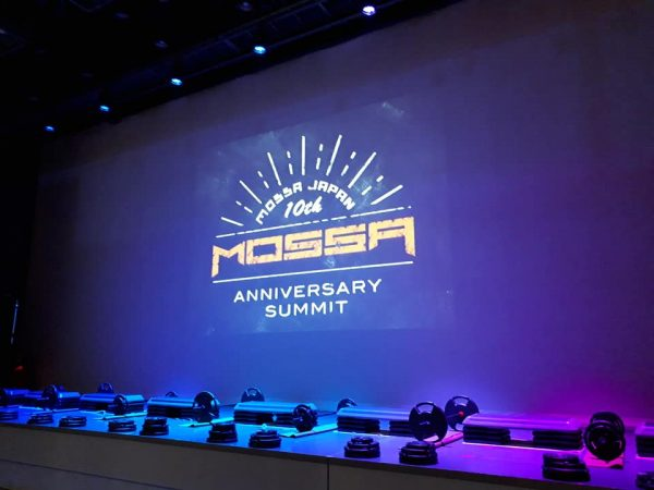 MOSSA日本上陸10周年記念スペシャルイベント
