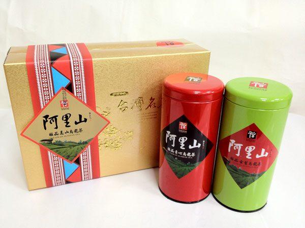 台湾阿里山茶葉