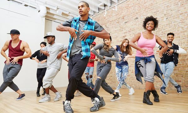 ストリートダンスクラス