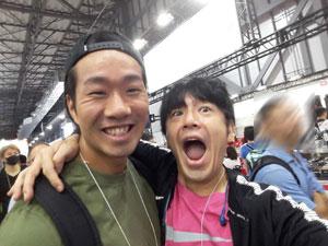 高岡健コーチ