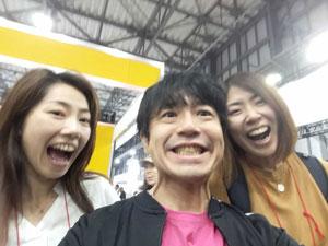 メガロス大和さんと坂上さん